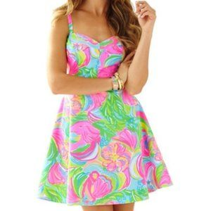 Lilly Pulitzer Willow Dress So A Peeling